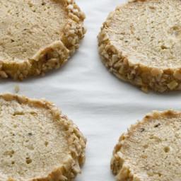 Stilton and Walnut Crackers