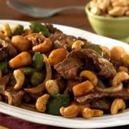Paleo - Stir Fried Beef & Cashews