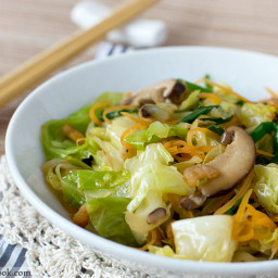 Stir-fried Cabbage Recipe