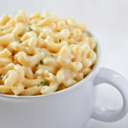 Stove Top White Macaroni and Cheese