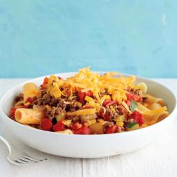 Stovetop Chili Mac