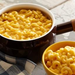 Stovetop Mac-n-Cheese