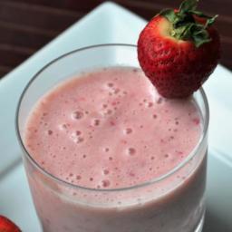 Strawberry-Banana Smoothie