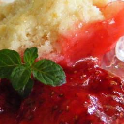 Strawberry Cobbler I