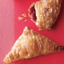 Strawberry-Jam Hand Pies