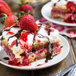 Strawberry Lasagna