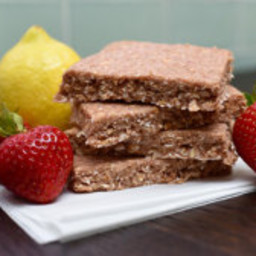 Strawberry Lemonade Shakeology Bars