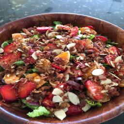 Strawberry/Orange tossed salad