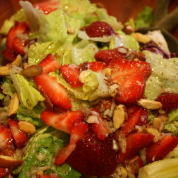 Strawberry Patch Salad