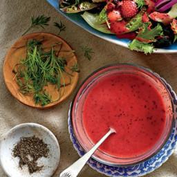 Strawberry-Poppy Seed Vinaigrette
