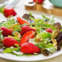 Strawberry Spring Salad