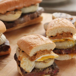 Strip Steak Sandwiches