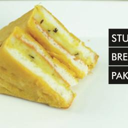 Stuffed Bread Pakora