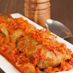 Stuffed Cabbage for a Crowd!