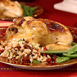 Stuffed Cornish Hens