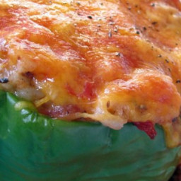 Stuffed Green Peppers I Recipe