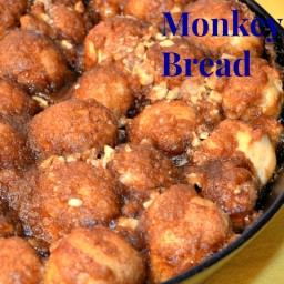 Stuffed Monkey Bread