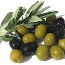 Stuffed Olives with Orange, Oregano and Chilli