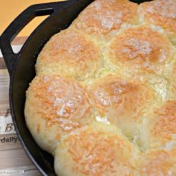 Stuffed Parmesan Cheese Rolls