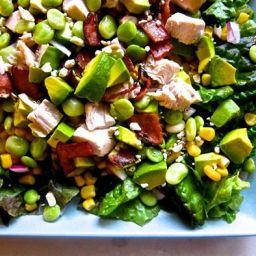 Suffer-free Succotash Salad