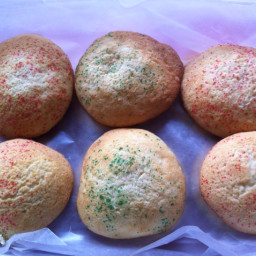 Sugar Cakes (Pennsylvania Dutch soft sugar cookies)