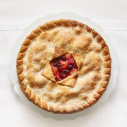 Sugar-Cranberry Pie