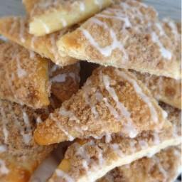 Sugar Crumb Crisps