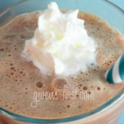 Sugar Free Chocolate Milkshake Recipe