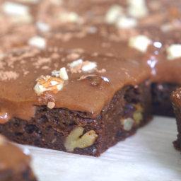 Sugar Free, Gluten Free, Dairy Free Chocolate Brownies