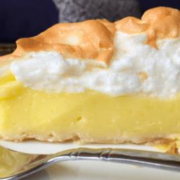 Sugar Free Lemon Lover's Pie!