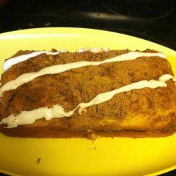 Cinnamon Cake Sugar Free