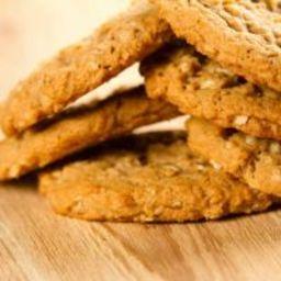Sugarless Apple Cookies