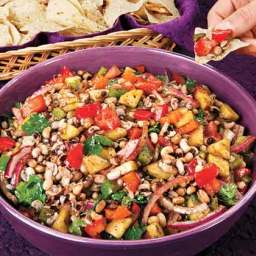 Summer Black-Eyed Pea Salad