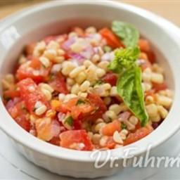 Summer Corn and Tomato Sauté