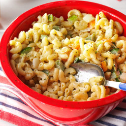 Summer Macaroni Salad Recipe