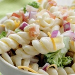 Summer Pasta Broccoli Salad