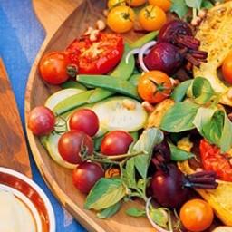 Summer Platter Salad