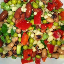 Summertime Bean Salad
