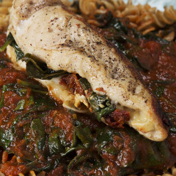 Sun-dried Tomato and Spinach–stuffed Chicken Recipe by Tasty