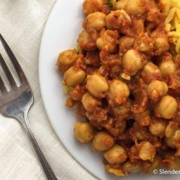 Sunday Slow Cooker: Chana Masala