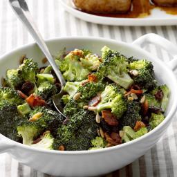 Sunflower Broccoli Salad
