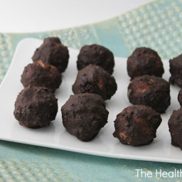 Sunflower Butter Carob Bites