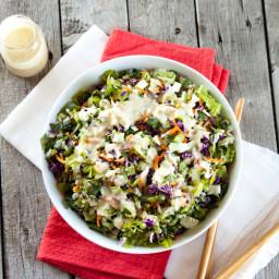 Sunflower Crunch Chopped Salad Remix