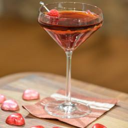 Sunny's Chocolate Whisky Martini