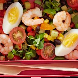 Sunshine Cobb salad