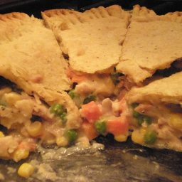 Super Bowl Chicken Pot Pie