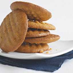 Super-Easy Peanut Butter Cookies