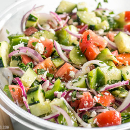 Super Fresh Cucumber Salad