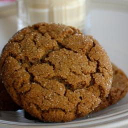 Super Good Homemade Gluten-Free Gingersnap Recipe