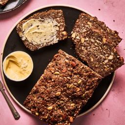 Super-Seedy Gluten-Free Bread